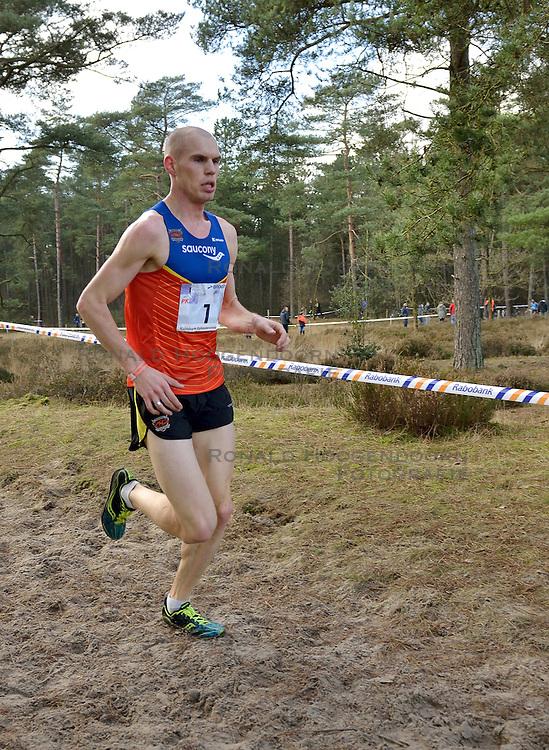 31-12-2014 NED: Rabobank Sylvestercross, Soest<br /> Gert-Jan Wassink