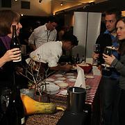 American Lamb Jam Seattle, Oct 24, 2010 at Bell Harbor International Conference Center, benefitting the Neighborhood Farmers Market Alliance.