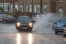 JUL 20 2014 Rainfall in Peterborough