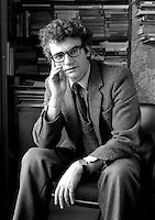 Dr Seamus Deane, author, poet, academic, born Londonderry, N Ireland, Professor of Modern English and American Literature at University College Dublin. 198101000007SD6..Copyright Image from Victor Patterson, 54 Dorchester Park, Belfast, United Kingdom, UK...For my Terms and Conditions of Use go to http://www.victorpatterson.com/Victor_Patterson/Terms_%26_Conditions.html