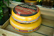 Old round cheese, Enkhuizen, Netherlands