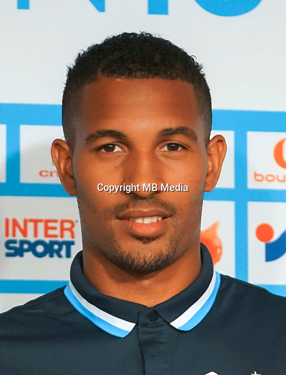 William Vainqueur new signing players of Olympique de Marseille during press conference on September 1, 2016 in Marseille, France. (Photo by MFC Media/Icon Sport)