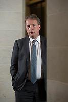 20 JUN 2012, BERLIN/GERMANY:<br /> Christof Ruehl, Chefoekonom/Chefvolkswirt der BP Gruppe in London, Humbold Carre<br /> IMAGE: 20120620-01-021<br /> KEYWORDS: Christof Rühl