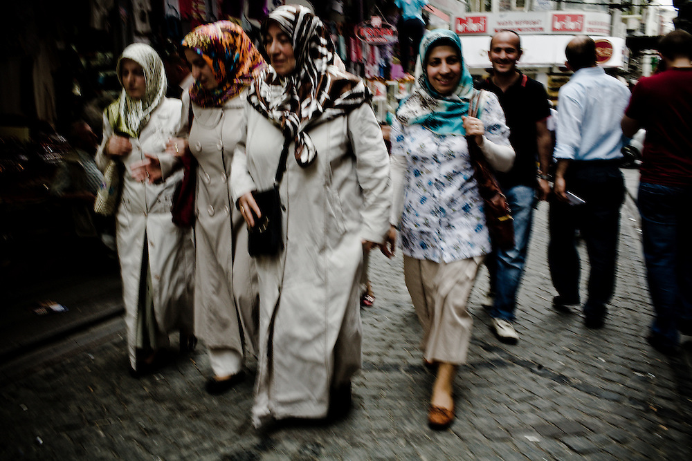 Istanbul is a fascinating city at the gateway between Europe and Asia. Women Sultanahmet