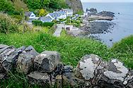 Portbradden, a small village along the Antrim Coast
