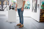 Suede Tasseled Moccasins, Art Basel Miami 2017