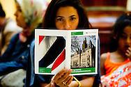 DAMHERTEN COVER VOOR HET BLAD DIER VAN DE DIERENBESCHERMING COPYRIGHT ROBIN UTRECHT FOTOGRAFIE