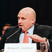 Richard Armitage, Deputy Secretary of State, testifying before the 9/11 Commission's Public Hearing Number 8 on Wednesday, 24 March 2004.