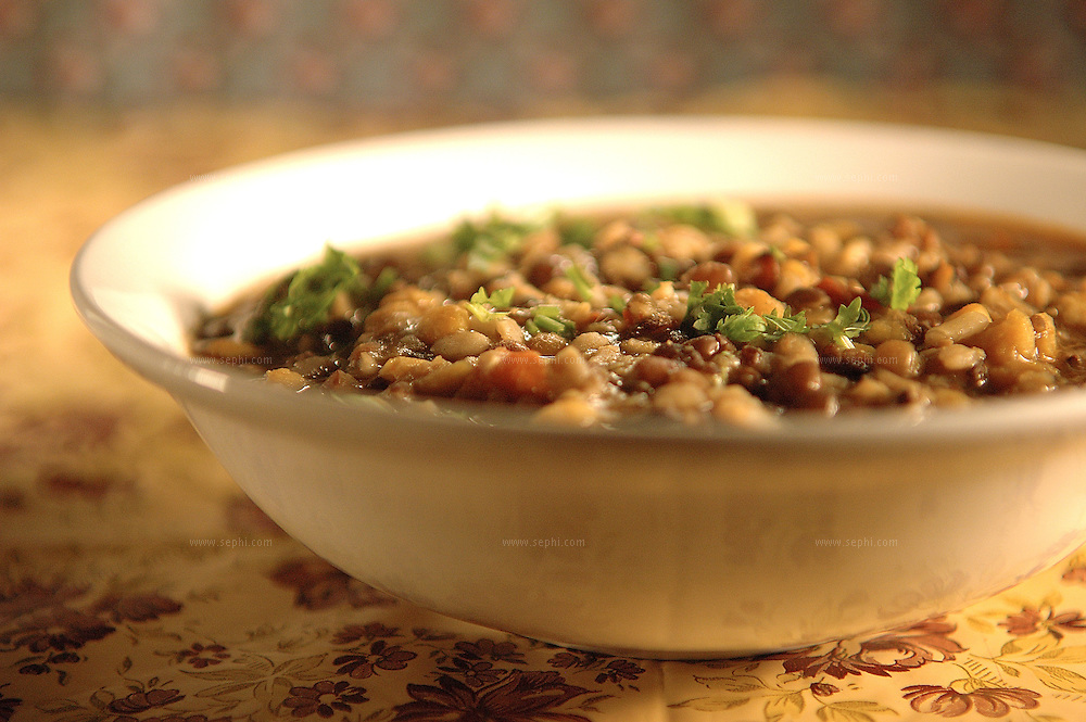 MIx Dal - mixed pulses soup ( Recipe available upon request )