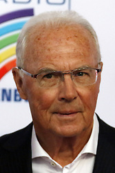 12.04.2019, Europa Park, Rust, GER, Radio Regenbogen Award 2019, im Bild Franz Beckenbauer, // during the Radio Rainbow Award at the Europa Park in Rust, Germany on 2019/04/12. EXPA Pictures © 2019, PhotoCredit: EXPA/ Eibner-Pressefoto/ Joachim Hahne<br /> <br /> *****ATTENTION - OUT of GER*****