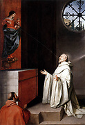 Bernard of Clairvaux, O.Cist (1090 – August 20, 1153) was a French abbot and the primary builder of the reforming Cistercian order.