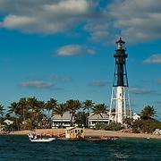 Lighthouse Point near Ft. Lauderdale, FL