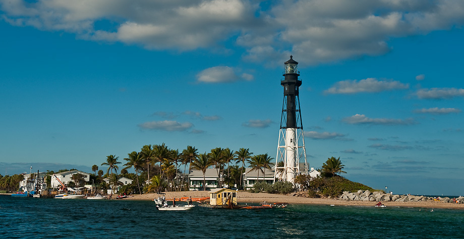 Lighthouse Point near Ft. Lauderdale, FL