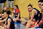 Laura Macchi<br /> Raduno Nazionale Italiana Femminile Senior - Allenamento<br /> FIP 2017<br /> Montegrotto Terme, 27/02/2017<br /> Foto Ciamillo - Castoria