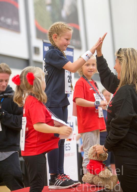Westfield Health British Transplant Games North Lanarkshire 2017. AMELIA GREEN, KINGS CROSS