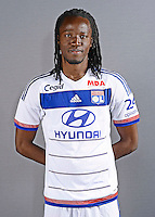 Bakary KONE - 26.08.2015 - Photo officielle Lyon - Ligue 1<br /> Photo : Stephane Guiochon / OL / Icon Sport