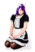 2016 Kitty Maid - Little Shy Kitten