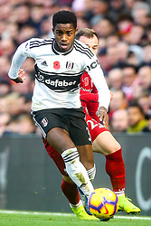 Ryan Sessegnon of Fulham - Mandatory by-line: Robbie Stephenson/JMP - 11/11/2018 - FOOTBALL - Anfield - Liverpool, England - Liverpool v Fulham - Premier League