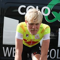 16-09-2018: Wielrennen: Olympia Tour: Beneden Leeuwen<br />Julius Johansen wins 66th edition of Olympia Tour