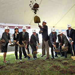 Biosciences Building Groundbreaking