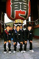 Senso-ji Shrine, Asakusa, Tokyo, Japan