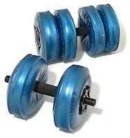 aqua bells travel weights