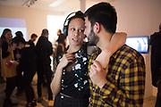 SAURAV SHAHI, STEPHANIE KLASS, VISUAL POETRY | SHORT FILM SHOWCASE BY BPS AND FLATTR, Visual Poetrey, Film Showcase bu Eleven Pioneering LCC MA Documentary Film students. Bermondsey Project Space, London. 28 February 2018