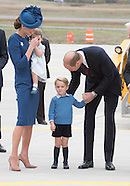 Shades Of Blue: Cambridges Begin Canada Tour2