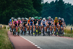 Peloton with Anna van der Breggen of Boels Dolmans Cycling Team and Ellen van Dijk of Team Sunweb during 2017 National Road Race Championships Netherlands for Women Elite, Montferland, The Netherlands, 24 June 2017. Photo by Pim Nijland / PelotonPhotos.com | All photos usage must carry mandatory copyright credit (Peloton Photos | Pim Nijland)