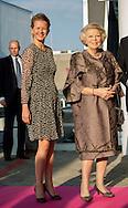 Delft 16-03-2016<br /> <br /> Princess Beatrix and Princess Mabel attend the Engineers Awars Ceremony<br /> <br /> <br /> <br /> Copyright: Royalportraits Europe/Bernard Ruebsamen
