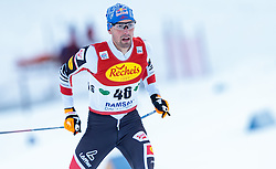 17.12.2016, Nordische Arena, Ramsau, AUT, FIS Weltcup Nordische Kombination, Langlauf, im Bild Philipp Orter (AUT) // Philipp Orter of Austria during Cross Country Competition of FIS Nordic Combined World Cup, at the Nordic Arena in Ramsau, Austria on 2016/12/17. EXPA Pictures © 2016, PhotoCredit: EXPA/ JFK