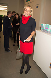 EMILY MAITLIS at the opening of the exhibition Champagne Life in celebration of 30 years of The Saatchi Gallery, held on 12th January 2016 at The Saatchi Gallery, Duke Of York's HQ, King's Rd, London.
