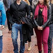 NLD/Amstelveen/20120917 - Uitvaart Rosemarie Smid - Giesen van der Sluis, ................