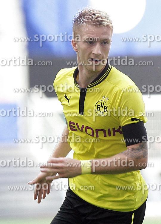 Football: Germany, Liga Total Cup, Borussia Dortmund, Hamburg, 04.08.2012.Marco REUS (BVB) .©Êpixathlon