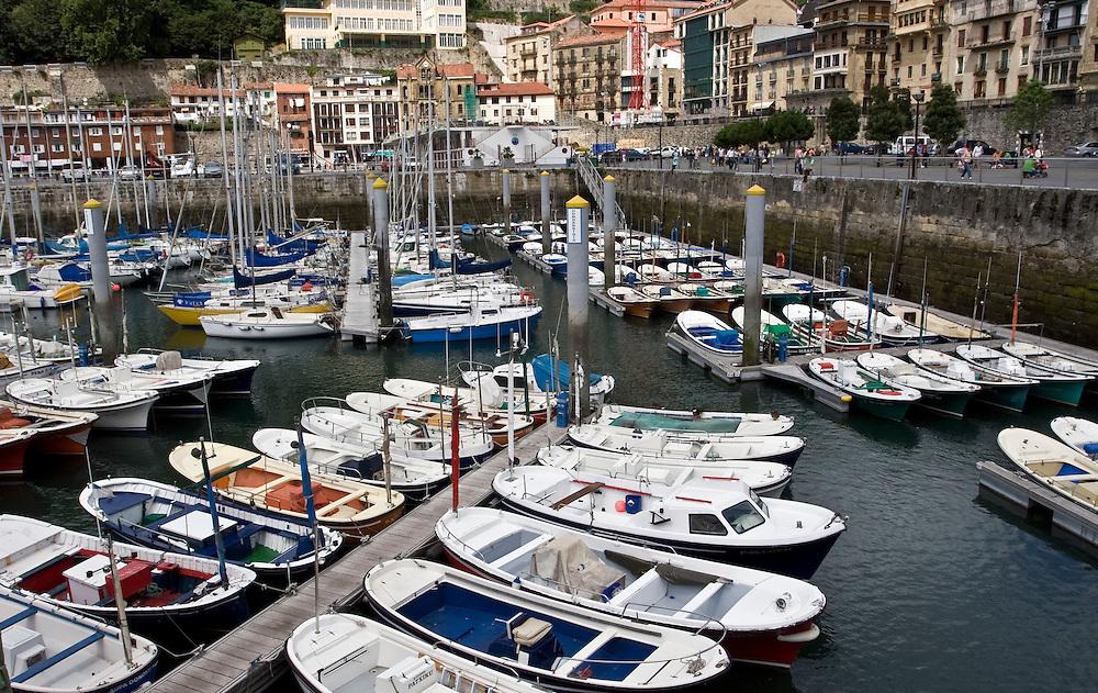 San Sebastián. Gupúzcoa, Spain.
