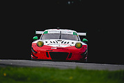 May 4-6 2018: IMSA Weathertech Mid Ohio. 58 Wright Motorsports, Porsche 911 GT3 R, Patrick Long, Christina Nielsen