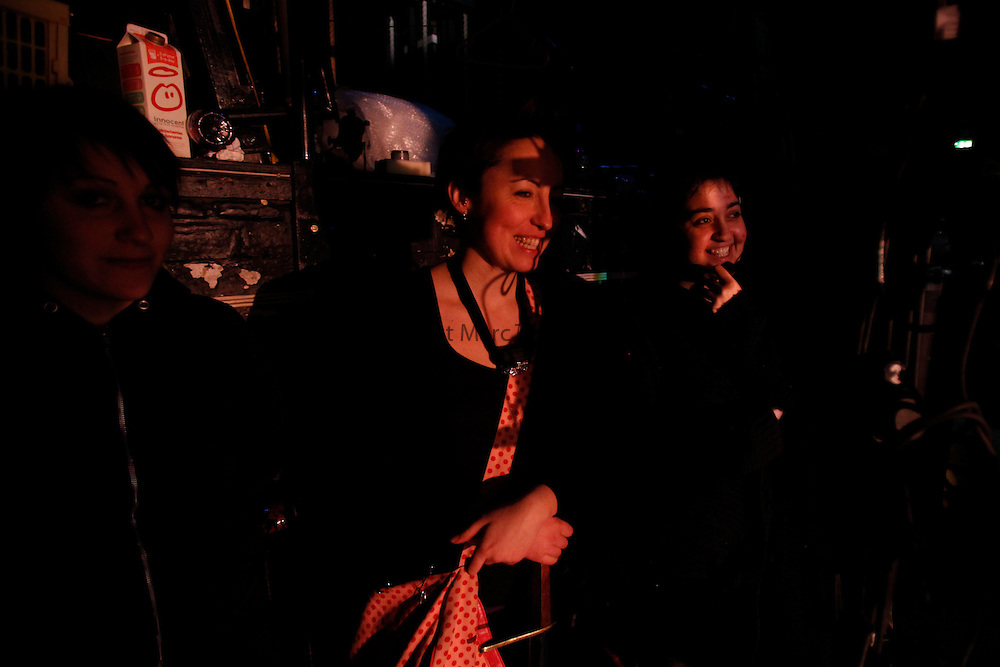 Snow White at The Kings - Photo Essay<br /> Backstage<br /> Wardrode and Producer