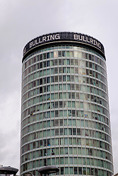 The Rotunda tower in the Bullring, Birmingham, England, UK<br /> <br /> (c) Andrew Wilson | Edinburgh Elite media