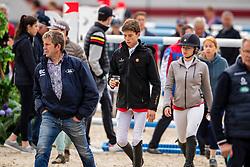 Sptis Thibeau, Spits Patrick,  BEL<br /> European Jumping Championship <br /> Zuidwolde<br /> © Hippo Foto - Dirk Caremans<br /> Sptis Thibeau, Spits Patrick,  BEL