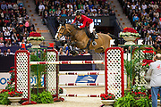 Penelope Leprevost - Nice Stephanie<br /> Rolex FEI World Cup Final 2013<br /> &copy; DigiShots
