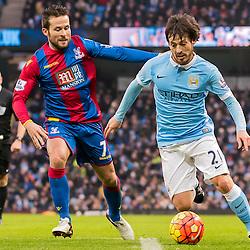 Manchester City v Crystal Palace   Premier Leaue   16 January 2016