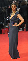 Noma Dumezweni attends The Olivier Awards 2016 at the Royal Opera House in London. 3rd April 2016. EXPA Pictures © 2016, PhotoCredit: EXPA/ Photoshot/ Paul Treadway<br /> <br /> *****ATTENTION - for AUT, SLO, CRO, SRB, BIH, MAZ, SUI only*****