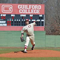 Baseball: Guilford College Quakers vs. Southern Virginia University Knights