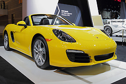 11 February 2016: 2016 Porsche Boxster.<br />