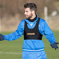 St Johnstone Training…18.11.16<br />