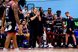 Bristol Flyers head coach Andreas Kapoulas - Photo mandatory by-line: Ryan Hiscott/JMP - 15/11/2019 - BASKETBALL - SGS Wise Arena - Bristol, England - Bristol Flyers v London City Royals - British Basketball League Cup