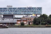 Nedrland, the netherlands, Rotterdam, 29-7-2017 Hoofkantoor van voedingsbedrijf Unilever. Deze multinational heeft veel merken zoals Calve en Bleu Band Foto: Flip Franssen