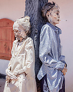 Marta Duma who died in 2008 at age 75, and her husband, Toding, who died in 2013 at age 80.  They were married for 45 years.<br /> <br /> Ma'nene is a tradition that takes place in August after harvest where the bodies of the dead loved ones are exhumed to be cleaned, groomed and dressed. For most, it's a bittersweet moment, a chance to reunite and physically see and touch and reconnect with loved ones who had passed on.