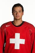 31.07.2013; Wetzikon; Eishockey - Portrait Nationalmannschaft; Luca Sbisa (Valeriano Di Domenico/freshfocus)