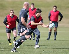 Queenstown-Ireland RWC team training